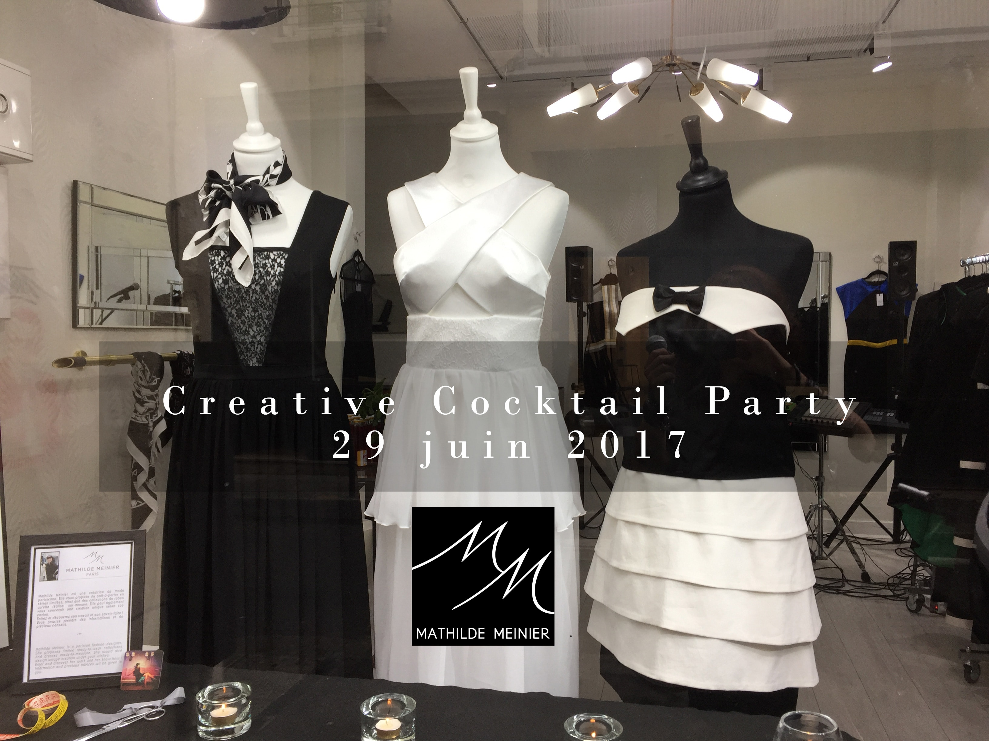 Creative Cocktail Party Review